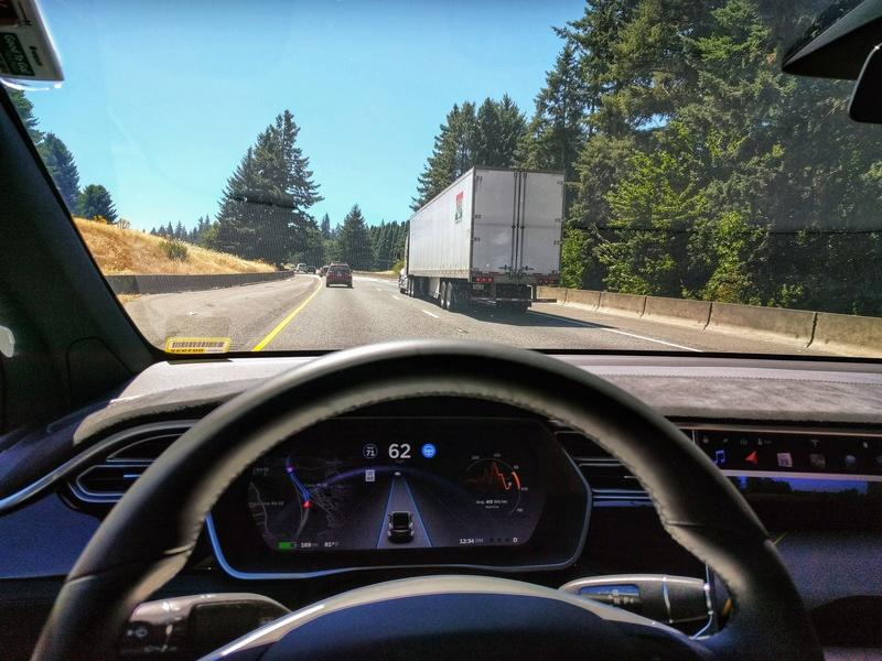 Does Tesla Autopilot make driving significantly safer?