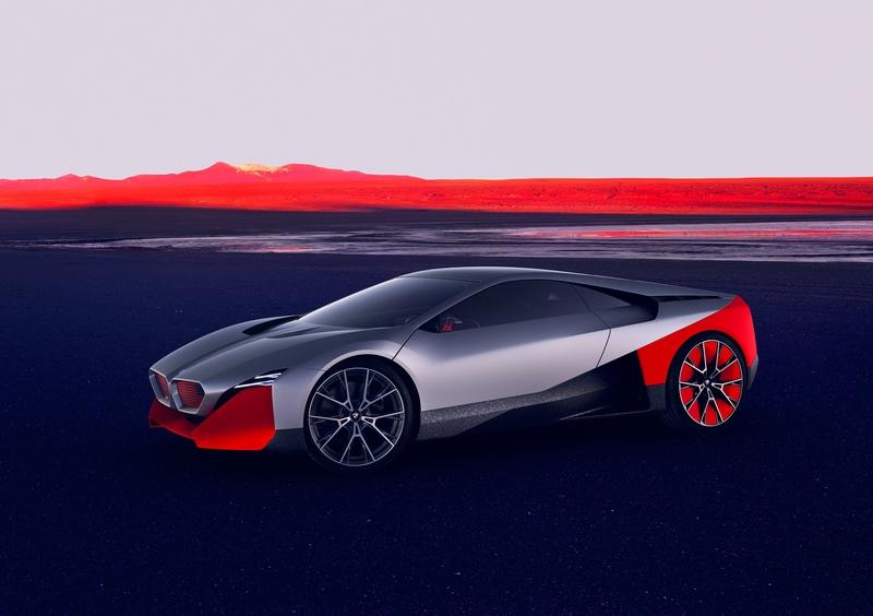Does the self-driving BMW M Next concept Actually Preview the Next-Gen BMW i8?