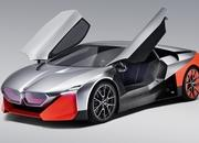 Does the self-driving BMW M Next concept Actually Preview the Next-Gen BMW i8? - image 846749