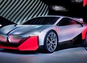 Does the self-driving BMW M Next concept Actually Preview the Next-Gen BMW i8? - image 846751