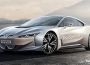 Does the self-driving BMW M Next concept Actually Preview the Next-Gen BMW i8? - image 846752