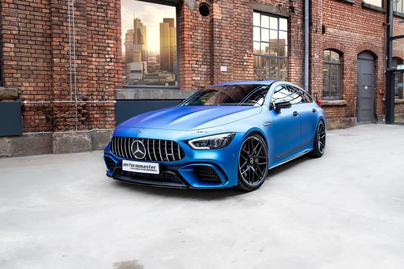 Ever Wondered How Fast the Mercedes-AMG GT 63 S Could Be When Properly Tuned? - image 847272