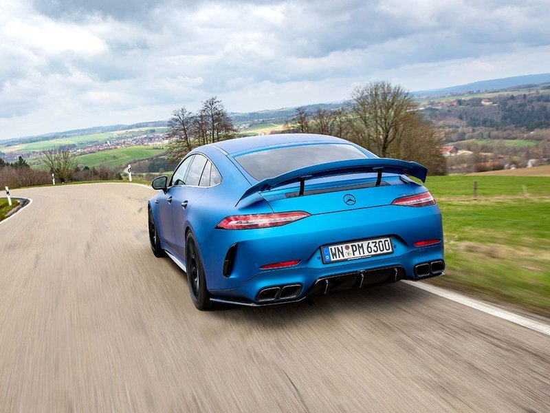 Ever Wondered How Fast the Mercedes-AMG GT 63 S Could Be When Properly Tuned? - image 847264