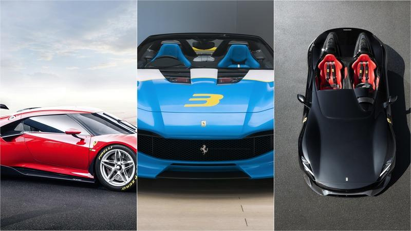 Ferrari Is Bringing Three Brothers to the 2019 Goodwood Festival of Speed