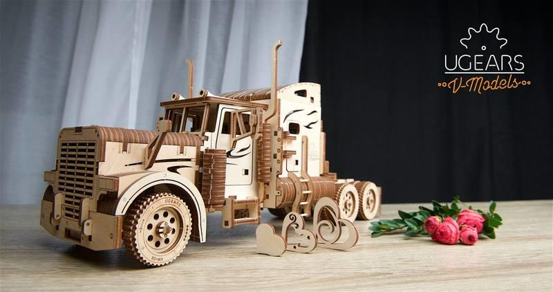 Five UGears Wooden Car Sets You Must Build And Play With Right Now