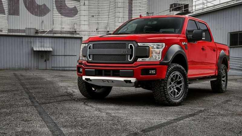 Ford F-150 by RTR Vehicles