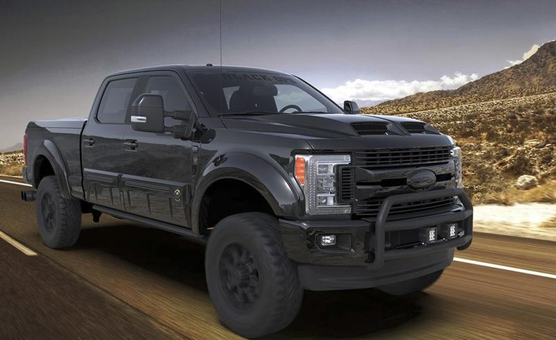 2020 Ford F-250 Black Ops by Tuscany - image 845163