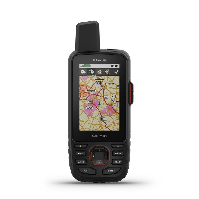 Garmin GPSMAP 66i GPS & Satellite Communicator - image 845473