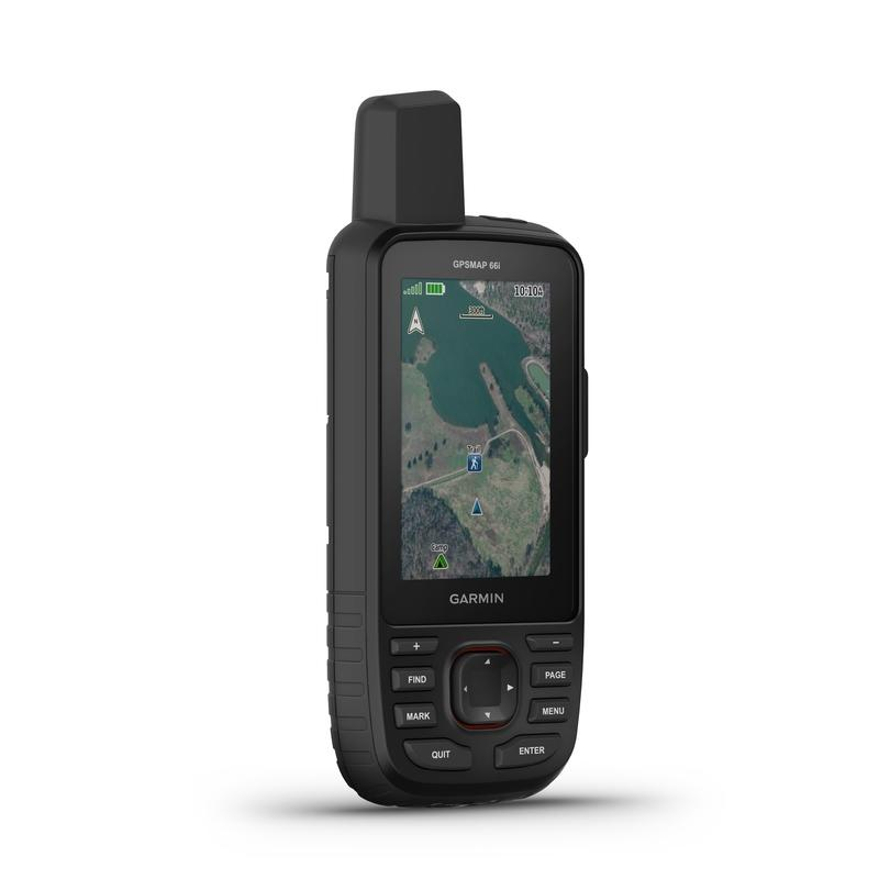 Garmin GPSMAP 66i GPS & Satellite Communicator - image 845474