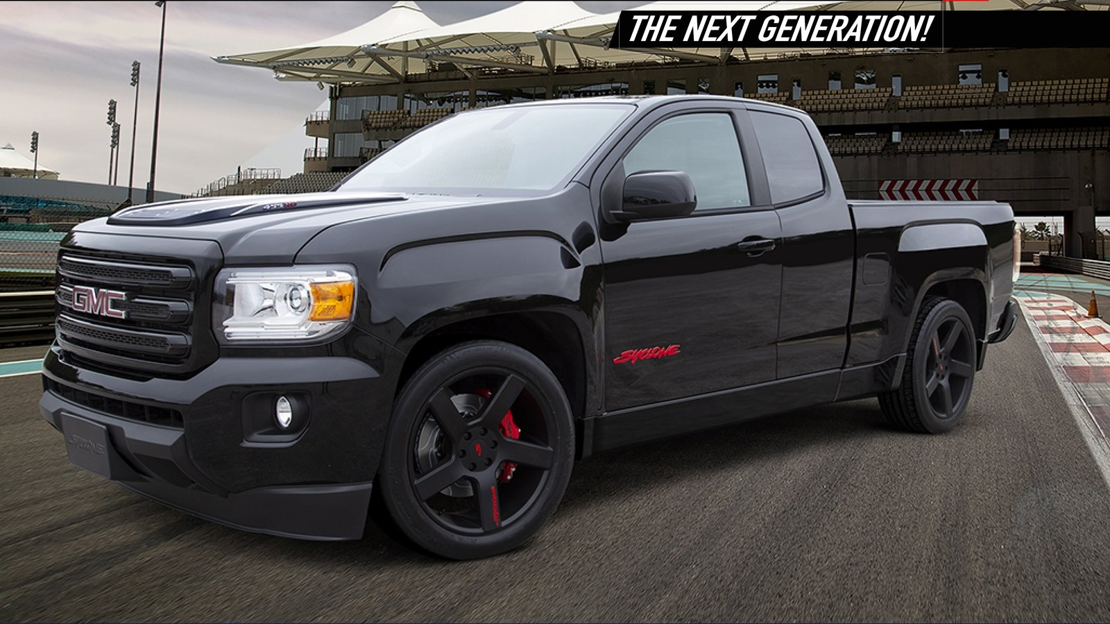 2019 GMC Syclone By SVE Pictures, Photos, Wallpapers ...