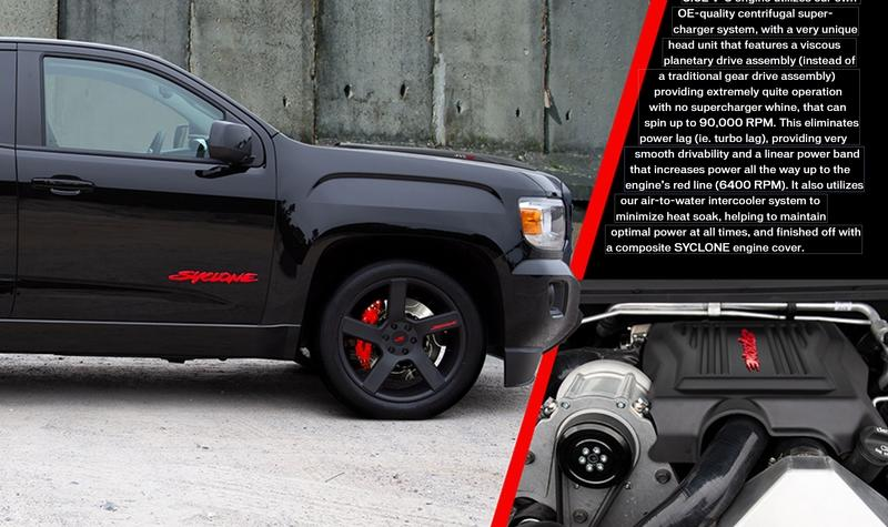 2019 GMC Syclone by SVE
