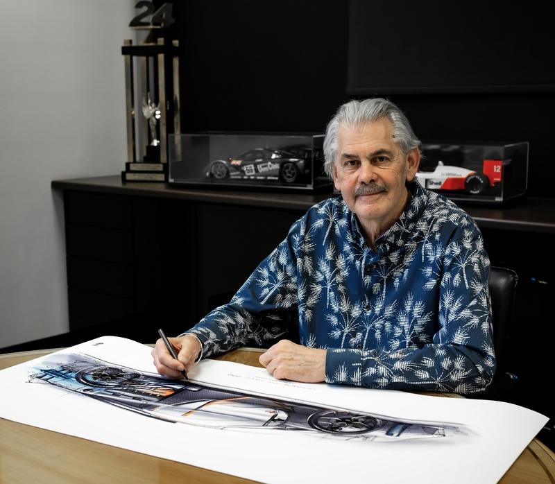 Gordon Murray Plans To Race His New Supercar In The 24 Hours of Le Mans - image 843352