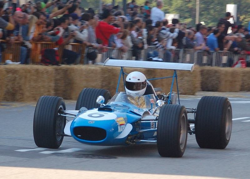 Jackie Stewart To Drive His Championship-Winning Matra At Silverstone Classic