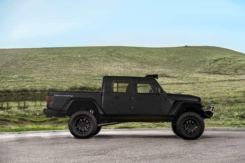 Jeep Gladiator Maximus 1000 by Hennessey