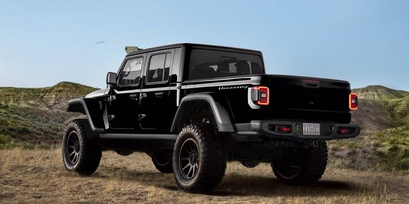 Jeep Gladiator Maximus 1000 by Hennessey - image 845206