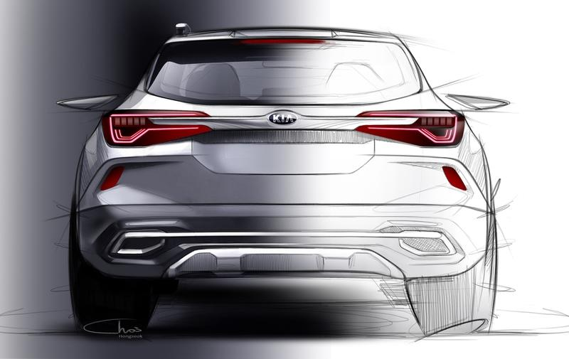 Kia Has Chosen a Name for its Baby Crossover, And it's Not What We Expected