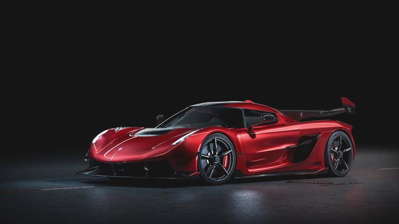 2020 Koenigsegg Jesko Cherry Red Edition10 - image 844812