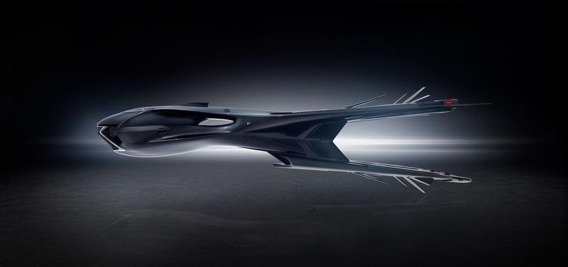 Lexus Just Made a Jet, But You Can't Have One - image 844572