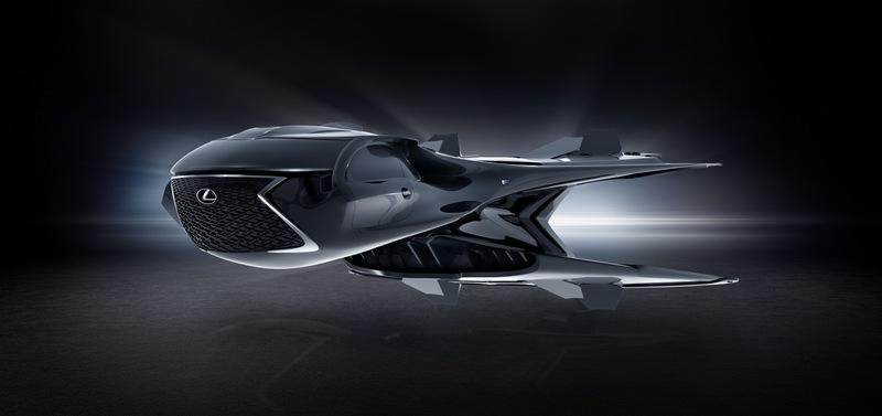 Lexus Just Made a Jet, But You Can't Have One - image 844574