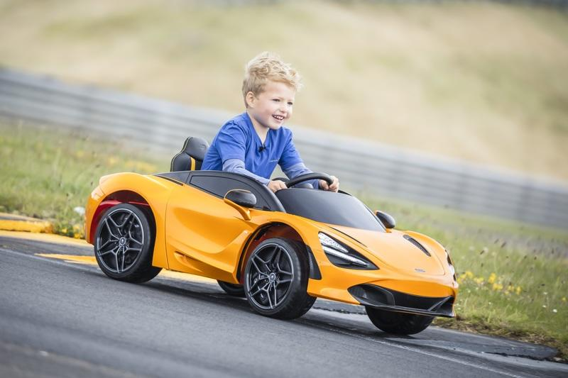 This Ride-On Toy Car Is The McLaren We Can All Afford - image 847123