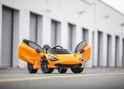 This Ride-On Toy Car Is The McLaren We Can All Afford - image 847126