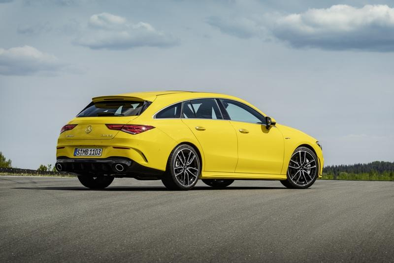 Mercedes-AMG CLA 35 4MATIC Shooting Brake