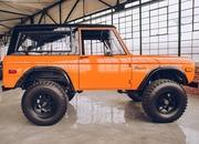 Redline Restoration's 1971 Ford Bronco Preaches That Less Is More - image 844072