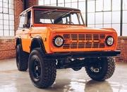 Redline Restoration's 1971 Ford Bronco Preaches That Less Is More - image 844071
