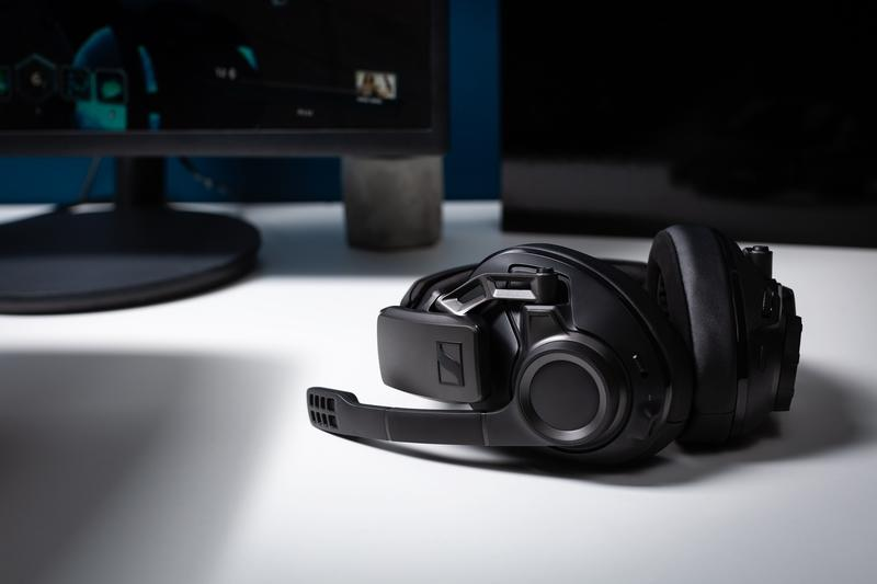 Sennheiser GSP 670 Wireless Gaming Set