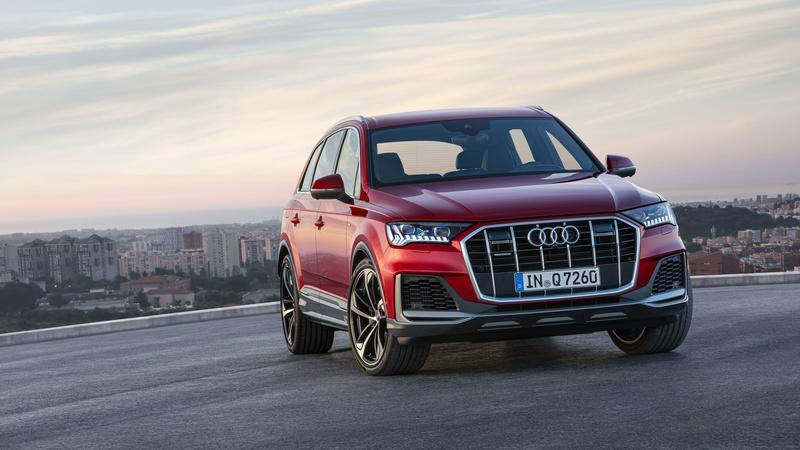 The 2020 Audi Q7 Has An Updated Design and New Tech, But Does It Look Worse Than Before?
