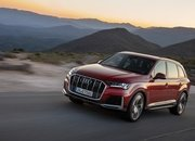 The 2020 Audi Q7 Has An Updated Design and New Tech, But Does It Look Worse Than Before? - image 846801