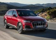 The 2020 Audi Q7 Has An Updated Design and New Tech, But Does It Look Worse Than Before? - image 846802