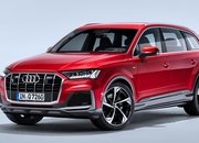The 2020 Audi Q7 Has An Updated Design and New Tech, But Does It Look Worse Than Before? - image 846807