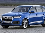 The 2020 Audi Q7 Has An Updated Design and New Tech, But Does It Look Worse Than Before? - image 846808