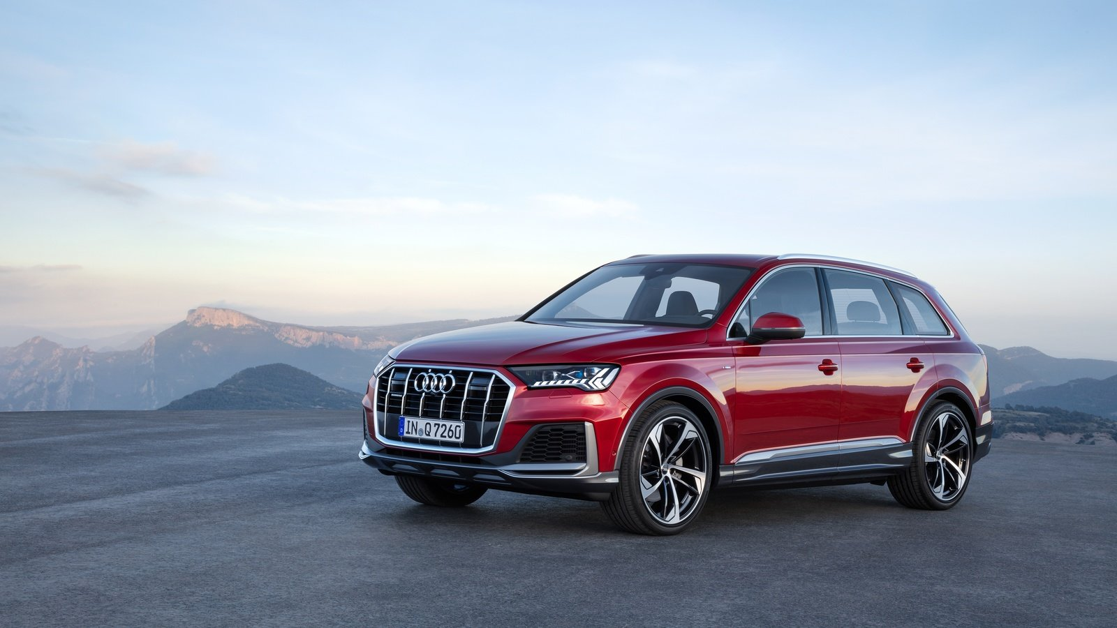 2017 - 2020 Audi Q7 Pictures, Photos, Wallpapers And ...