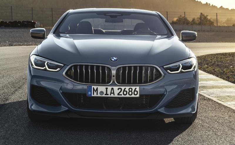 2019 Bmw M8 Top Speed