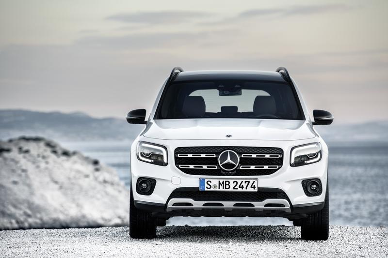"The 2020 Mercedes-Benz GLB Seven-Seater Compact Crossover Is the New Official ""Baby G-Class"" - image 844340"