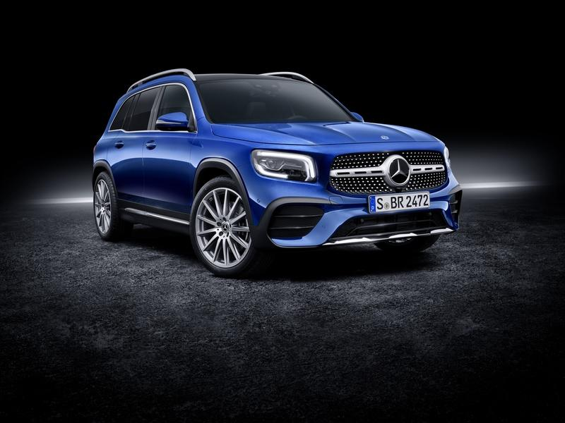 "The 2020 Mercedes-Benz GLB Seven-Seater Compact Crossover Is the New Official ""Baby G-Class"" - image 844314"