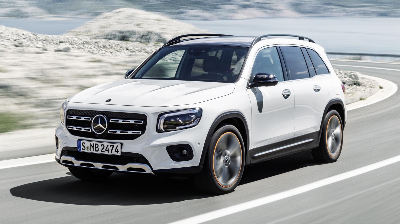 The 2020 Mercedes-Benz GLB Seven-Seater Compact Crossover ...