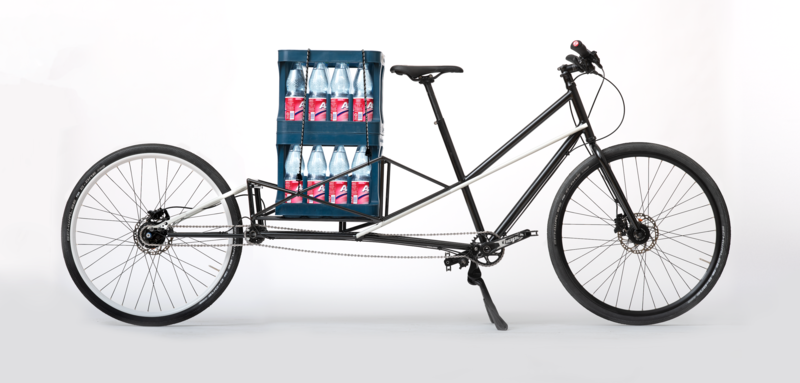 The Convercycle Wants To Change Cargo Bikes Forever