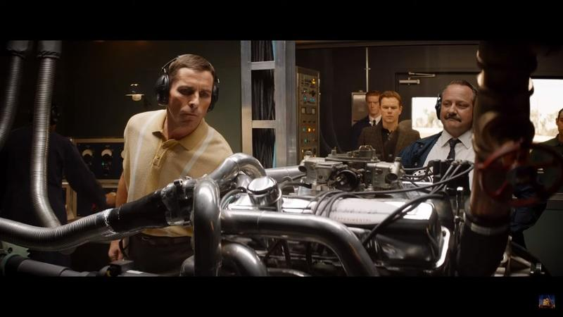 The First Trailer for Le Mans '66 aka The Ford vs. Ferrari Movie is Out - image 842866