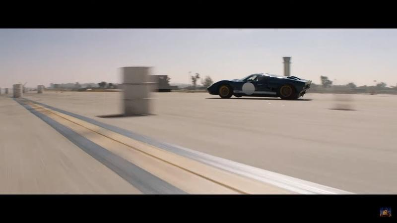 The First Trailer for Le Mans '66 aka The Ford vs. Ferrari Movie is Out - image 842859