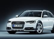 The new Audi A6 allroad quattro was revealed just in time for its 20th anniversary - image 843882