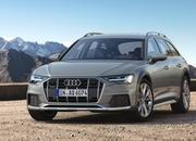 The new Audi A6 allroad quattro was revealed just in time for its 20th anniversary - image 843881