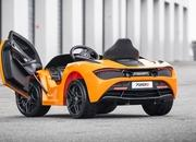 This Ride-On Toy Car Is The McLaren We Can All Afford - image 847144