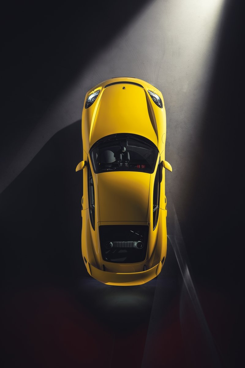 Wallpaper of the Day: 2020 Porsche 718 Cayman GT4 - image 845516