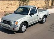 Would You Pay $14,000 for a 2000 Toyota Tacoma With 7,000 Miles on the clock? - image 843416
