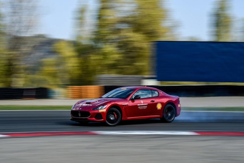 Your Full Guide To The Master Maserati Driving Courses