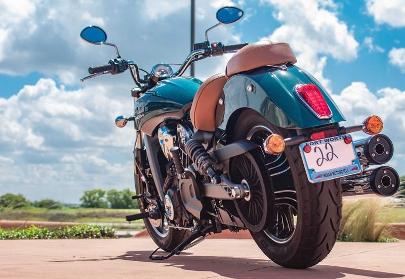 2016 - 2020 Indian Motorcycle Scout / Scout Sixty