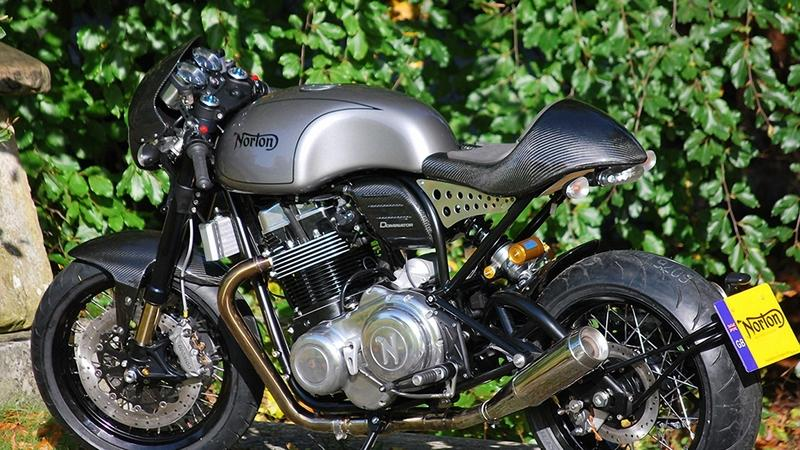 2016 - 2018 Norton Dominator - image 850056